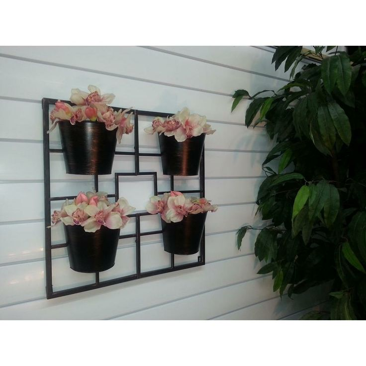 24 In X 24 In Vertical Planter Grid Ds 21471 At The Home