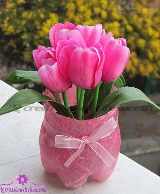 http://artesanatobrasil.net/ponteira-de-lapis-rosas-de-tecido-passo-a-passo/ #artesanato #diadamulher #lembrancinhas #mãe #mulheres  #diainternacionaldamulher