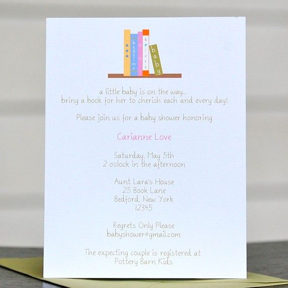 74 best Book Themed Baby Showers images on Pinterest Baby showers