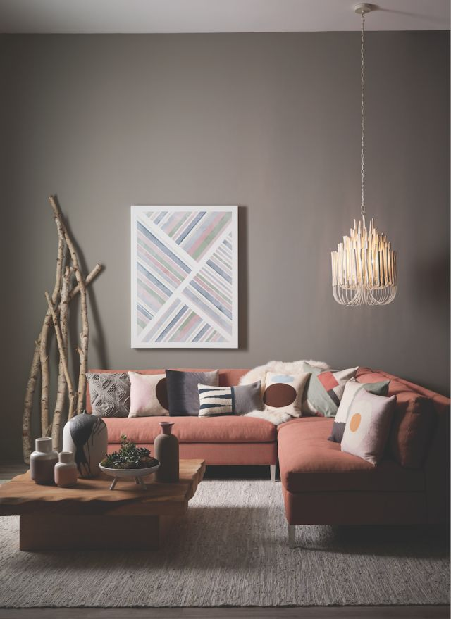 The Sherwin-Williams 2017 Color Forecast is finally here. Do you favor relaxing tones that lean toward natural colors? From earthy green Sheraton Sage SW 0014 to warm Brandywine SW 7710 to deep Gale Force SW 7605, see how to use the spa-inspired Holistic palette in your home.