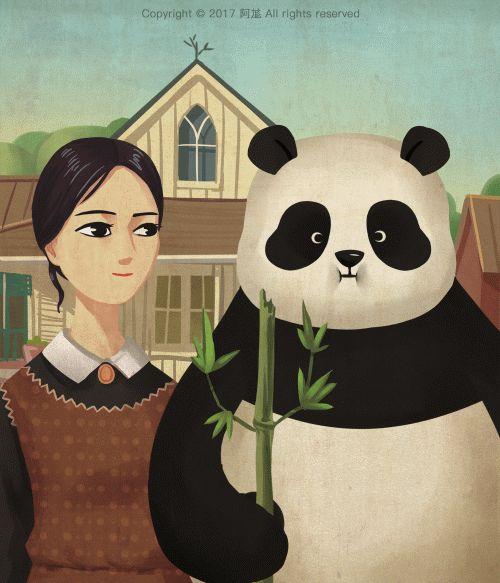 When Pandas Meet Arts