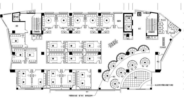 Google Office Floor Plan Pinterest