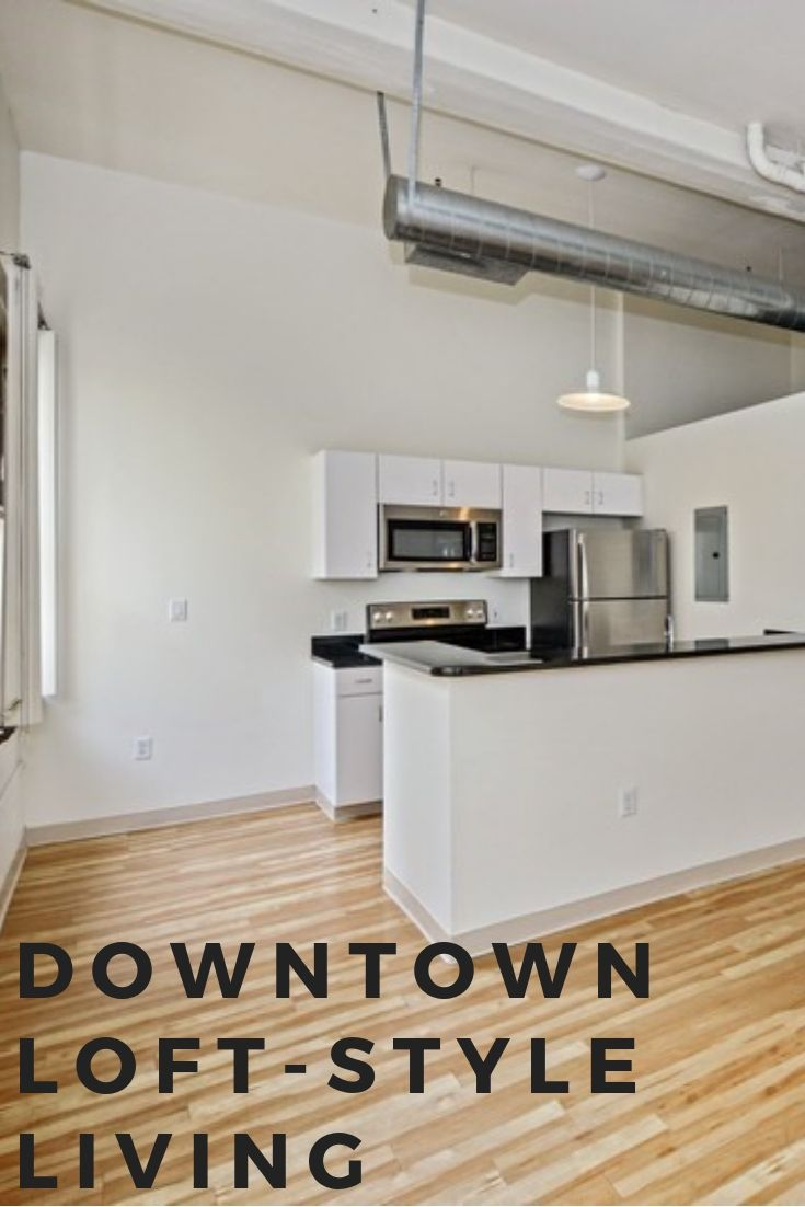 Urban Loft Living In Downtown Denver Bank And Boston Lofts