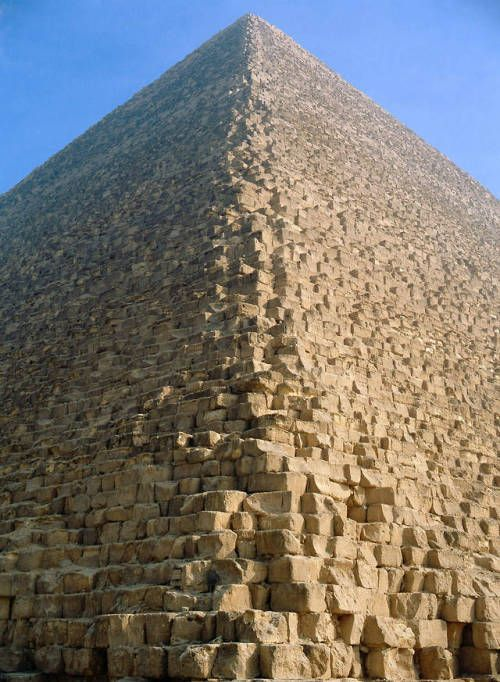 Close up of the Great Pyramid of Giza | #BEST | Egypt museum