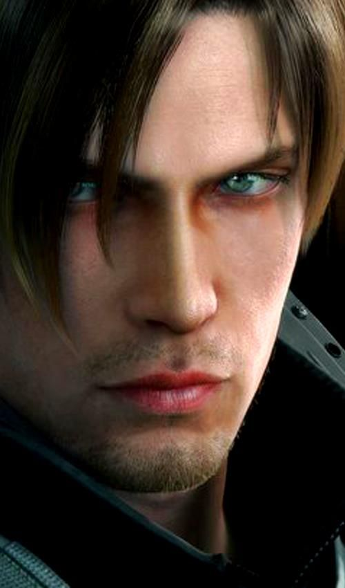 leon s kennedy | Leon S. Kennedy by ~erystrife on deviantART