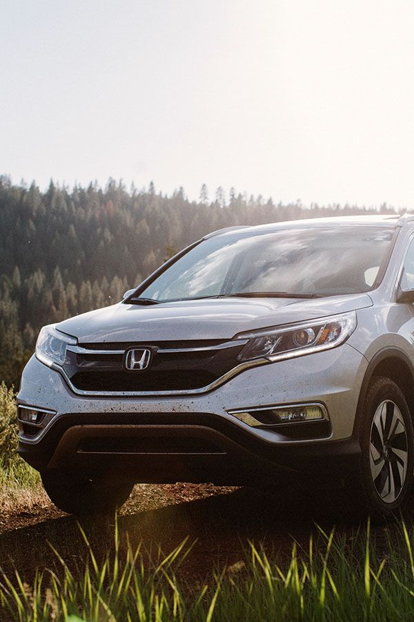 The great outdoors is a perfect match for the Honda CR-V.