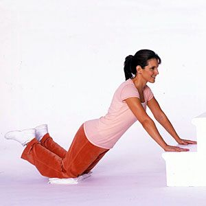 11 Moves for Weight Loss | Incline Plank | AllYou.com