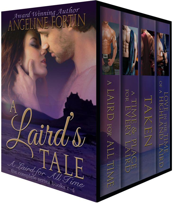 Best Scottish Time Travel Romance Books