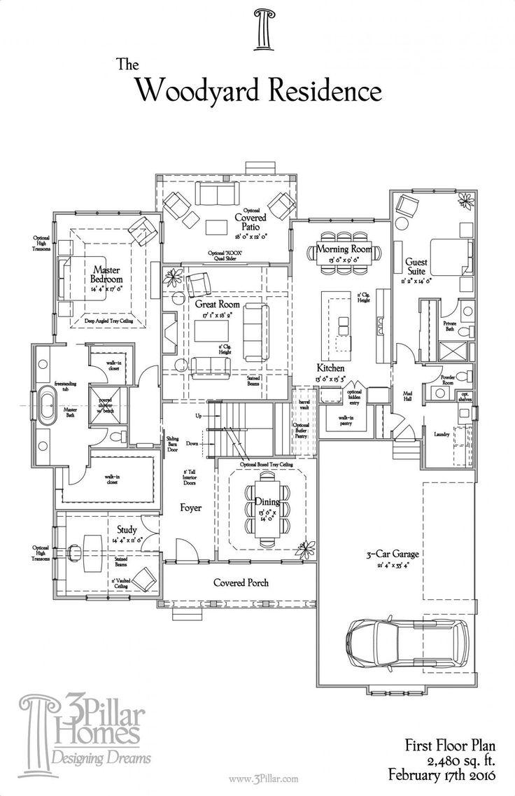 1000+ ideas about 3 Pillar Homes on Pinterest raftsman Style ... - ^