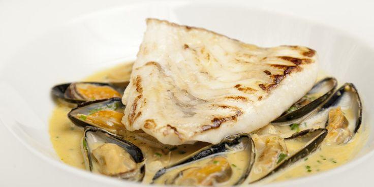 Simple Turbot Recipe - Great British Chefs