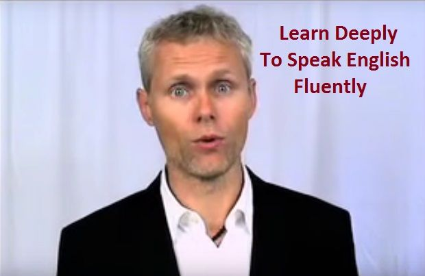 LRE Rule 4: Deep Learning to Master English Very Well | Powerful English Lessons