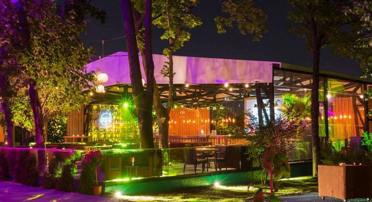 Project - Restaurant TAPO summer - made by Alex Dabuleanu from La Designarie - https://www.facebook.com/ladesignarie?ref=aymt_homepage_panel Bucharest - Romania