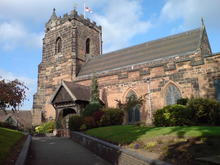 Holy Trinity Parish Church, Sutton Coldfield, England - Find us at Unit 182, The Mall, Sutton Coldfield. B72 1PA