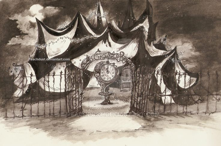 The Night Circus by lsmyang on DeviantArt