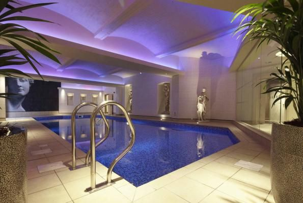 Award Winning Spa, complimentary for guests use. www.iknow-yorkshire.co.uk