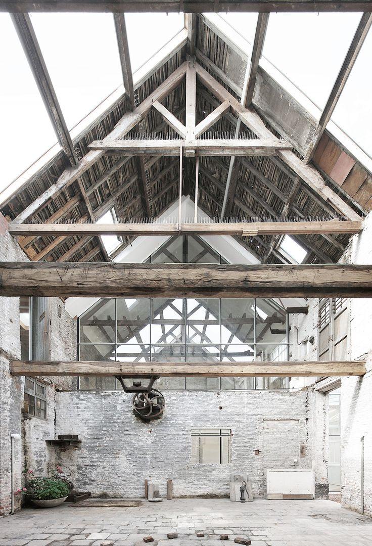 Tangram Architecten De Vylder Vinck Taillieu