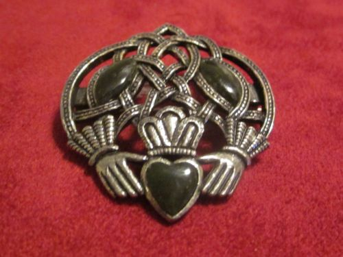 26 Best Images About Claddagh On Pinterest Brooches