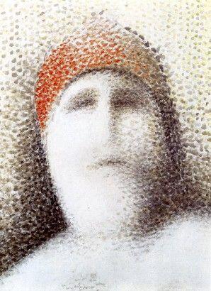 Jan Zrzavý Stařec - Autoportrét (1970)