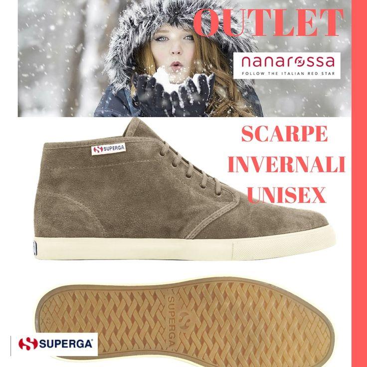 OUTLET Nanarossa: Scarpe Invernali  unisex SUPERGA Scopri subito! https://www.nanarossa.com/it/5899-fuori-tutto-