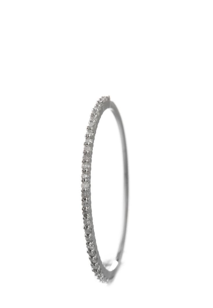 Vittoria Jewels Ring, 9K Weißgold, Diamant silber Jetzt bestellen unter: https://mode.ladendirekt.de/damen/schmuck/ringe/silberringe/?uid=ec04a66e-b2f2-5e80-872b-e9c97da273d0&utm_source=pinterest&utm_medium=pin&utm_campaign=boards #schmuck #ringe #bekleidung #silberringe Bild Quelle: brands4friends.de