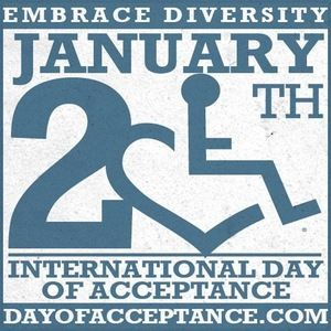 I just shared my story with 3E Love's Essay Contest for their January 20th celebration.  Please check it out and vote for my story.  January 20th is International Day of Acceptance.  Join the movement! Embrace. Educate. Empower. Love life! #dayofacceptance
