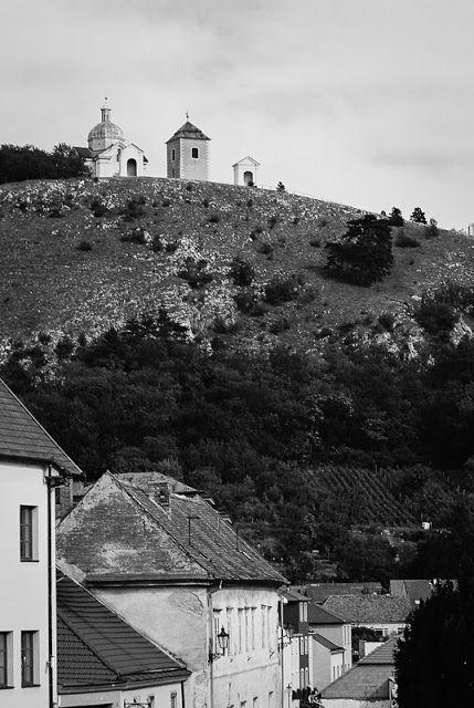 Svaty Kopecek hill, Mikulov, Czech Republic
