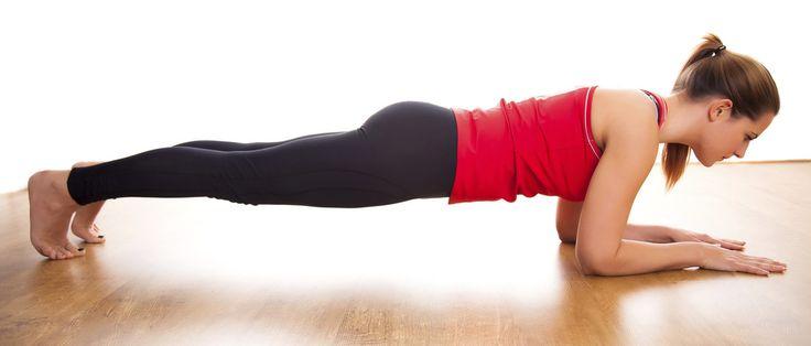 Эти упражнения для тех, кто вечно занят и не может выделить пару часов на посещение фитнес-клуба. Планка хорошо тренирует пресс, а также задействует мышцы плечевого пояса и ягодиц. «Челленджер» перебрал все варианты классического упражнения и теперь делится с вами самыми эффективными и небанальными.