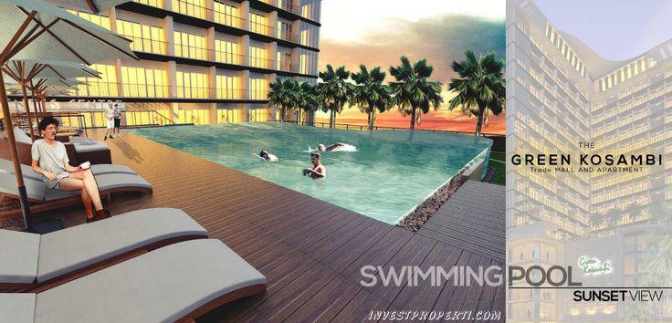 The Green Kosambi Swimming Pool