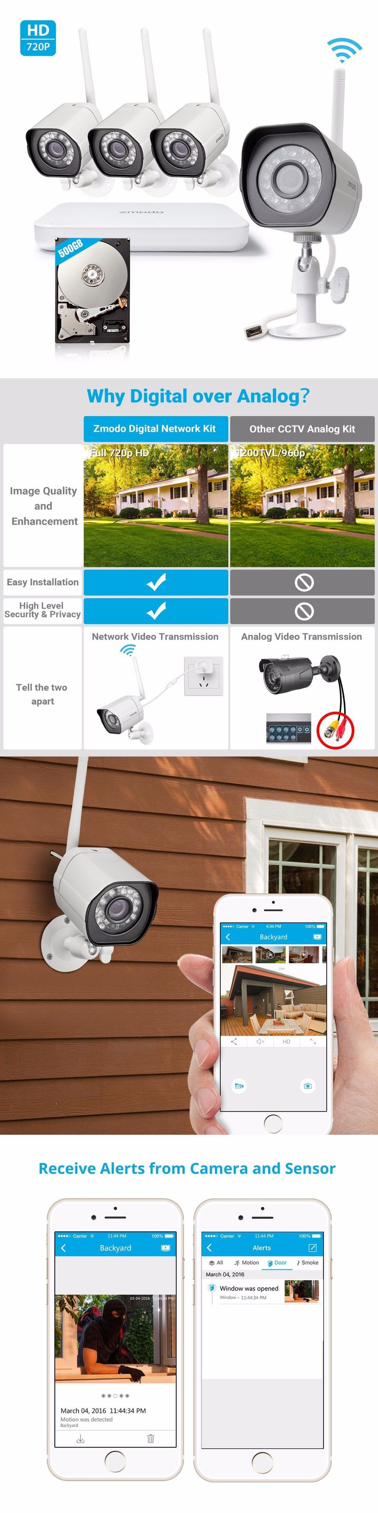 best Complete Security Systems images on Pinterest Decals