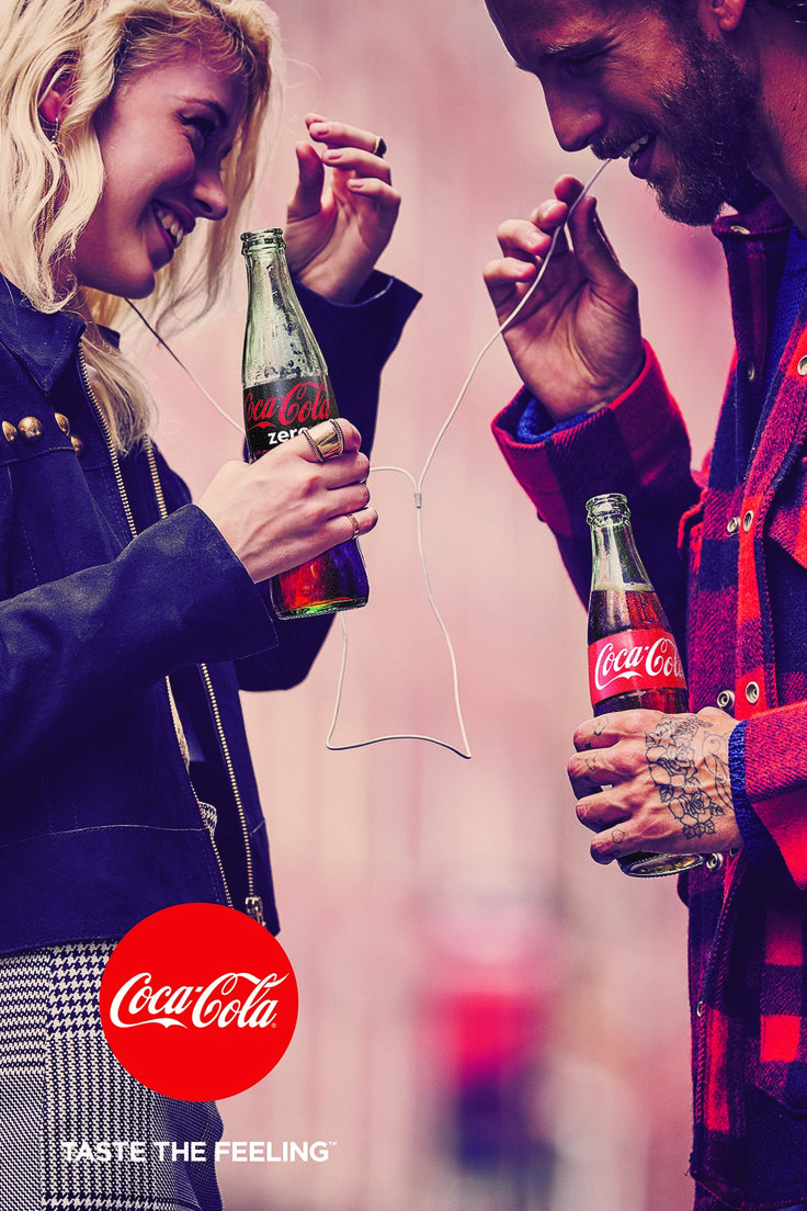Coca cola ads images amp pictures becuo - Taste The Mixed Feelings Feelingscoca Colabranding