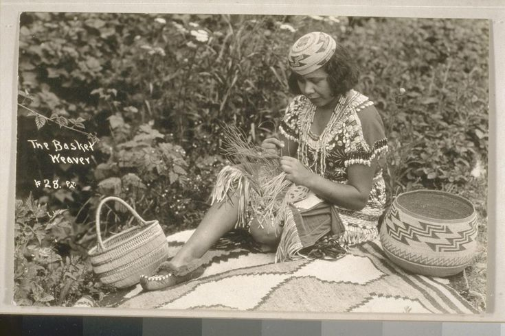 Basket Weaving Peterborough : Best images about basket making history archive on
