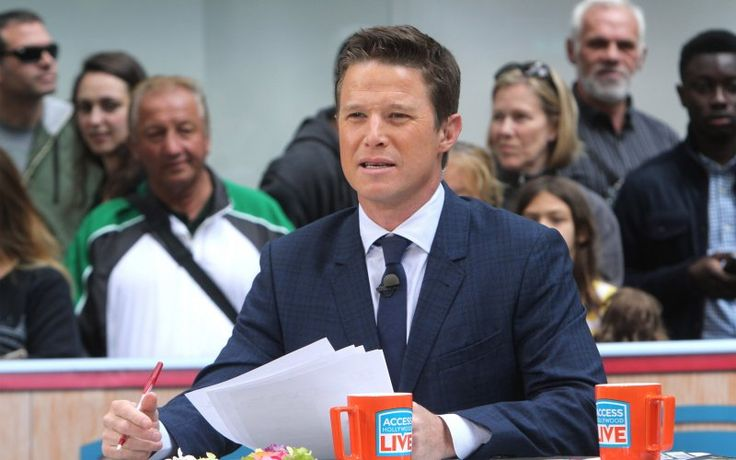 Billy Bush Suspended From 'Today' After Lewd Trump Tape Scandal