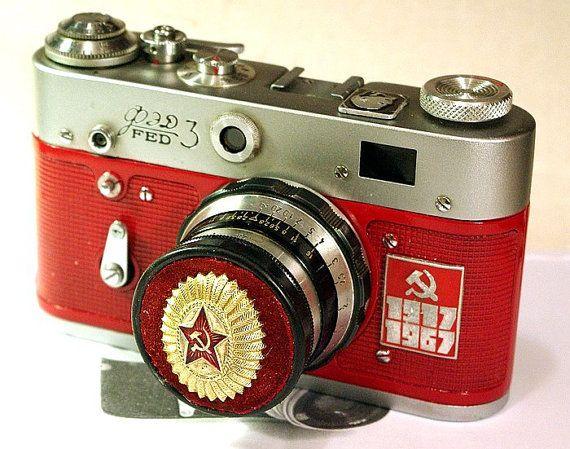 vintage leica camera