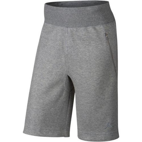 NWT Nike Air Jordan Jumpman Men's Fleece Shorts Heather Gray 696243 063 SZ S Clothing, Shoes & Accessories:Men's Clothing:Shorts #nike #jordan #shoes houseofnike.com $47.52