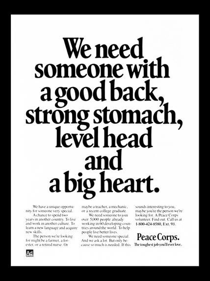 36 best Cool Peace Corps Projects images on Pinterest Peace - peace corps resume