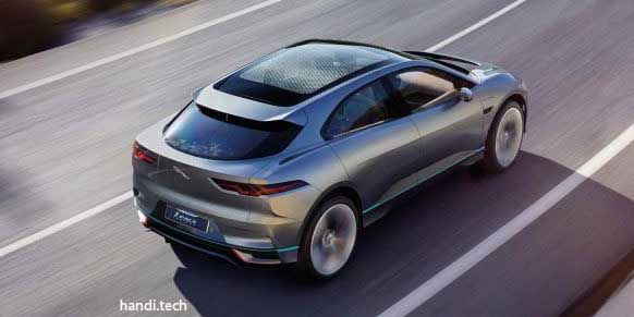 jaguar i-pace sunroof -- http://handi.tech/jaguar-i-pace-specs-price-release-date-new-jaguar-i-pace-electric-suv-2018/   #Jaguar #Cars #electriccars
