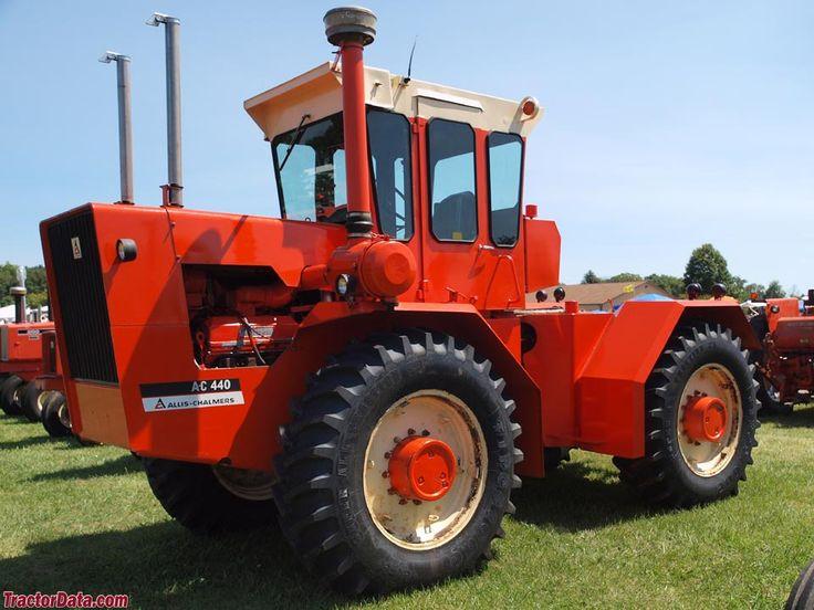 Antique Tractors 4 Wheel Drive : Best images about tracteur allis chalmers on pinterest