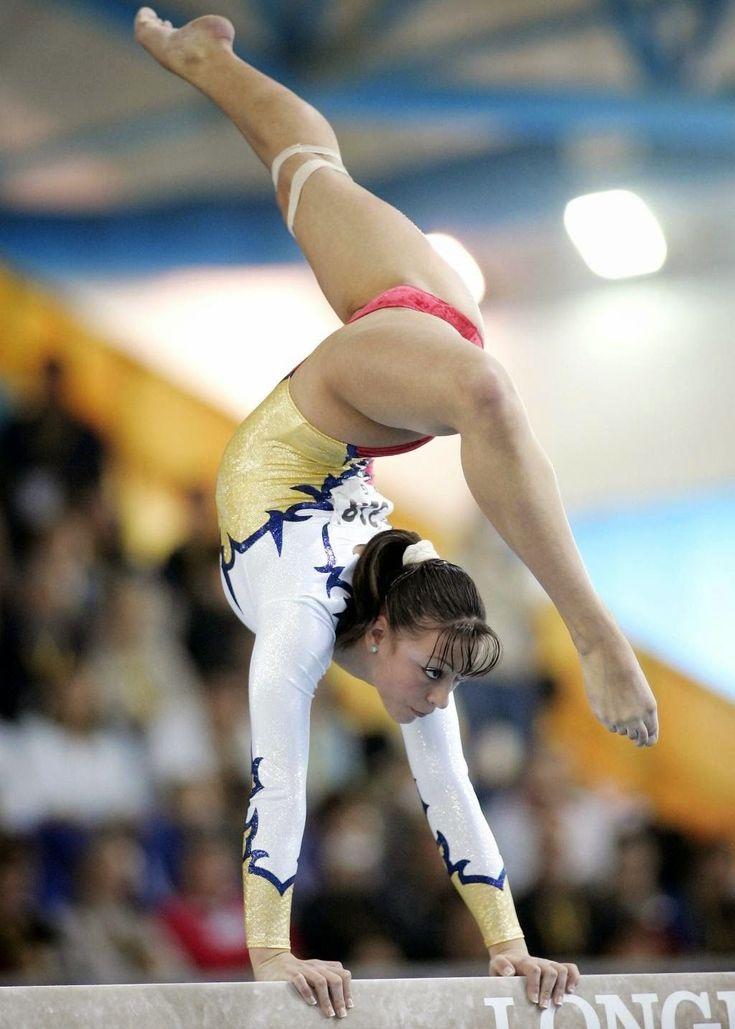 Romanian Gymnast Ponor Has A Killer Look And Enviable Figure