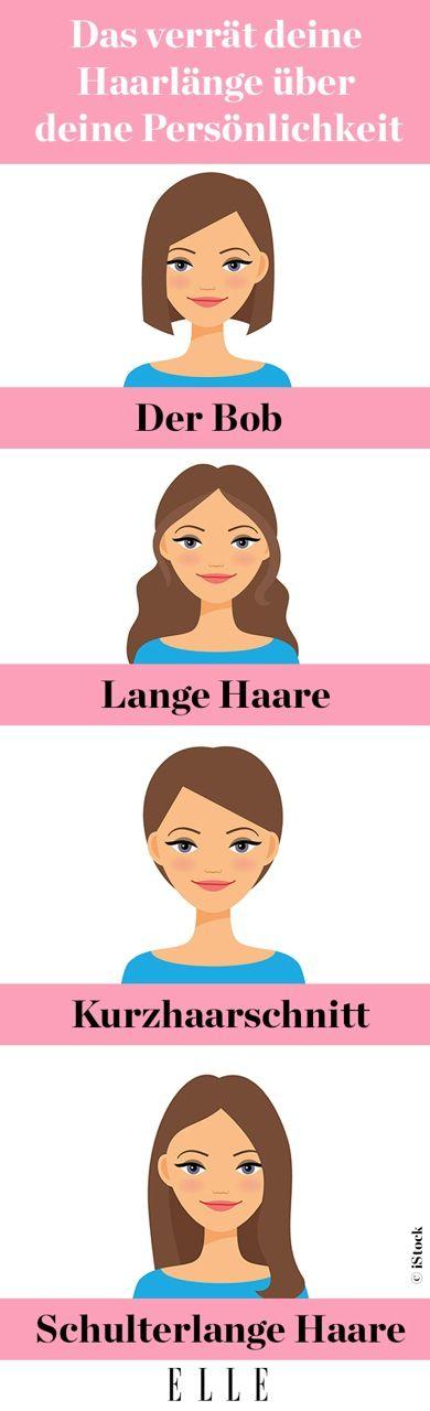 Das verrät deine Haarlänge über deine Persönlichkeit