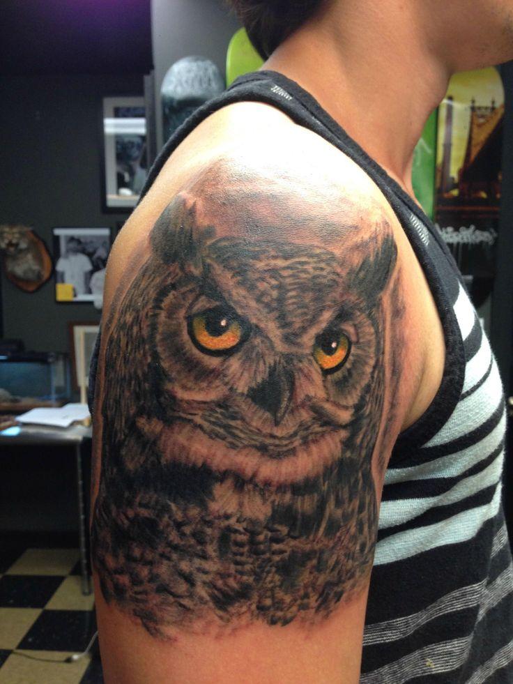 By Charlie at 2 Tone Tattoos; Montgomery, NY.