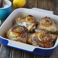 I am going to try this tonight, but with a chicken breast. Rosemary-chicken-photo