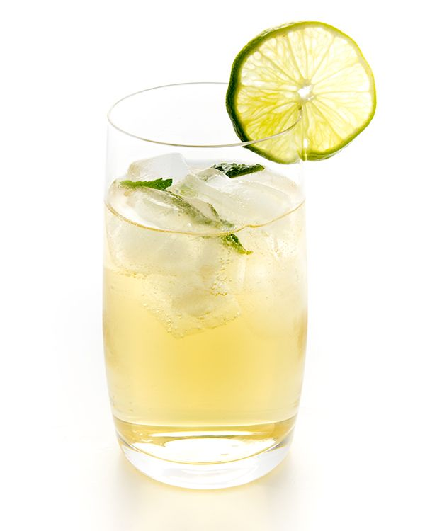 Cocktail met Calvados