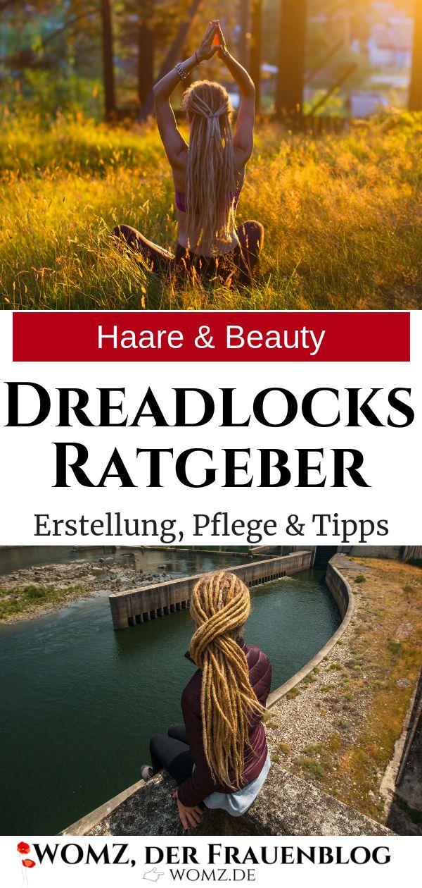 Dreadlocks Ratgeber – WOMZ – der Frauenblog: Beauty / DIY-Ideen / Rezepte / Lifestyle