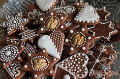 Azonnal puha karácsonyi mézeskalács