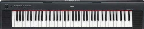 Yamaha Piaggero NP31 76-Key Lightweight Compact Portable Keyboard New ECO energy saving feature - Energy Conservation Optimized means saving energy by powering down after 30 minutes of inactivity. Easy access panel - Dedicated buttons for each Voice. 10 Voices - Change the sound of the instrument by playing electric piano, organ, harpsichord, strings or vibraphone. 32-note polyphony - With Yamaha'... #Yamaha #Musical_Instruments