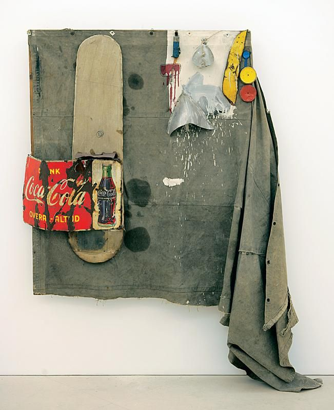 Robert Rauschenberg | Robert Rauschenberg: Botanical Vaudeville Art Exhibit | Art and Coin ...