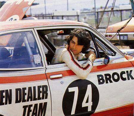 PETER BROCK - KING OF THE MOUNTIAN