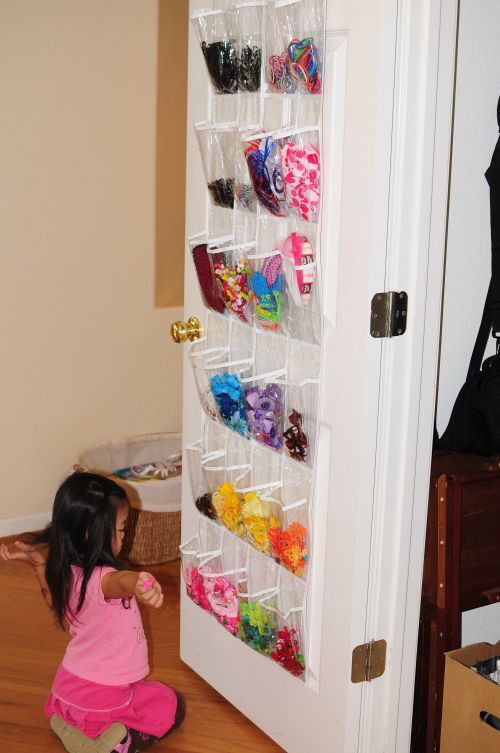 Such A Smart Idea For All Of The Hair Accessories Kyndall S Korner Organizing Storage