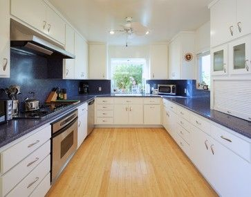 Kitchen Ideas With Blue Countertop
