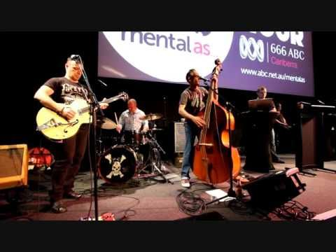 CANBERRA  ROCKABILLY BAND  , THE CROSSBONES LIVE AT NATIONAL SOUND AND FILM ARCHIVES - YouTube